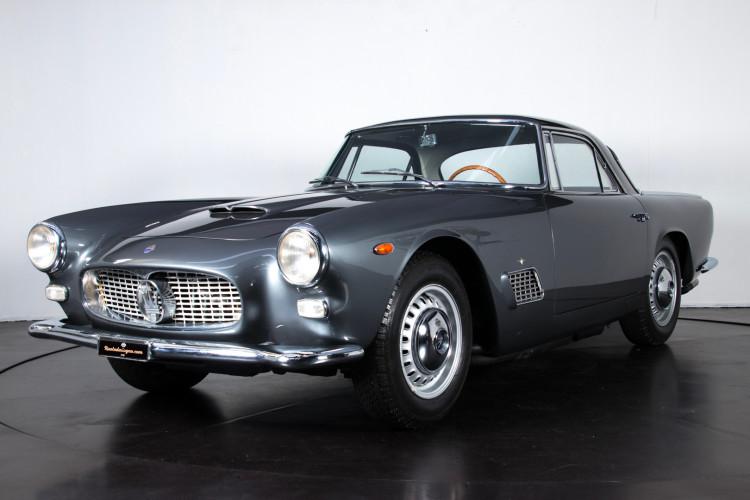 1962 Maserati 3500 GT I 0
