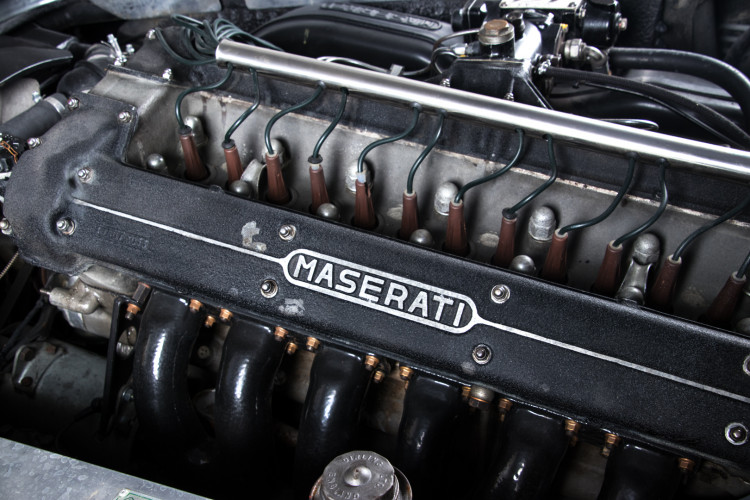 1962 Maserati 3500 GT I 31