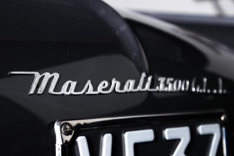 1962 Maserati 3500 GT I 37