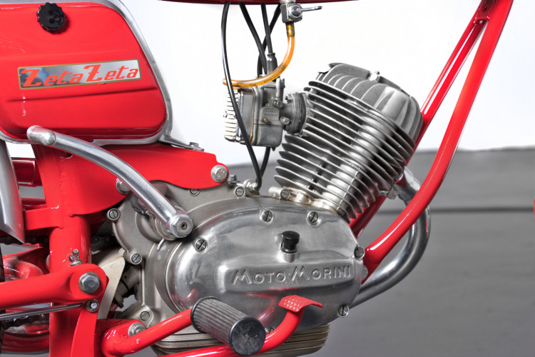 1972 Moto Morini Corsarino 50 12