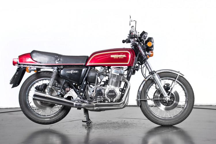 1976 Honda 750 SS 3