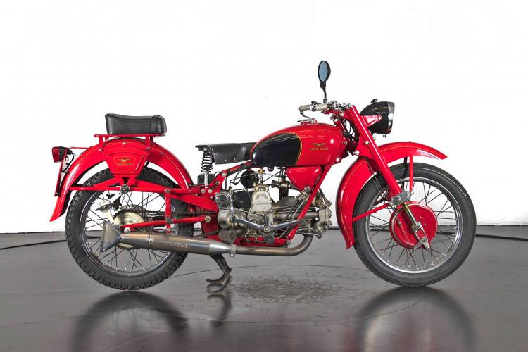 1960 Moto Guzzi Falcone F 500 2