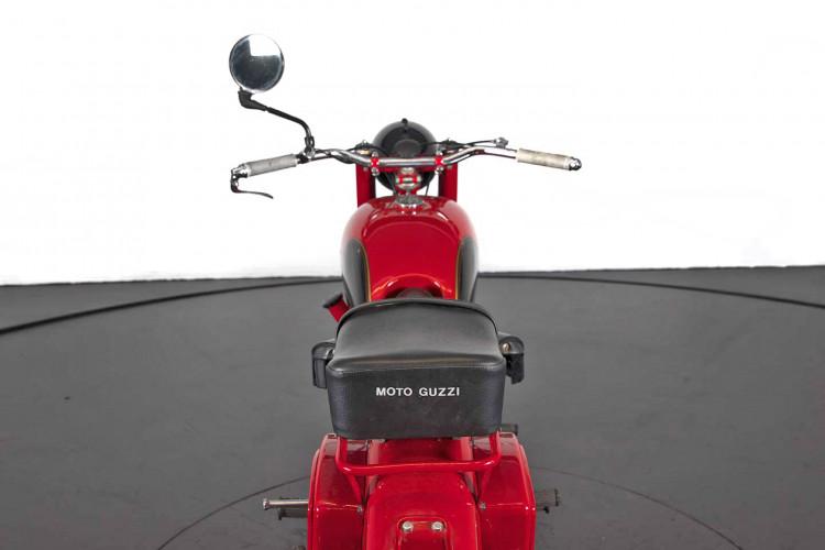 1960 Moto Guzzi Falcone F 500 4