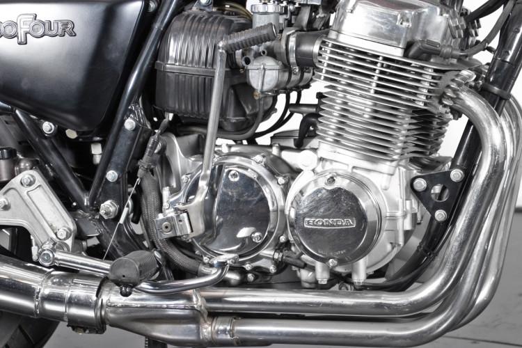 1976 Honda 750 SS 6