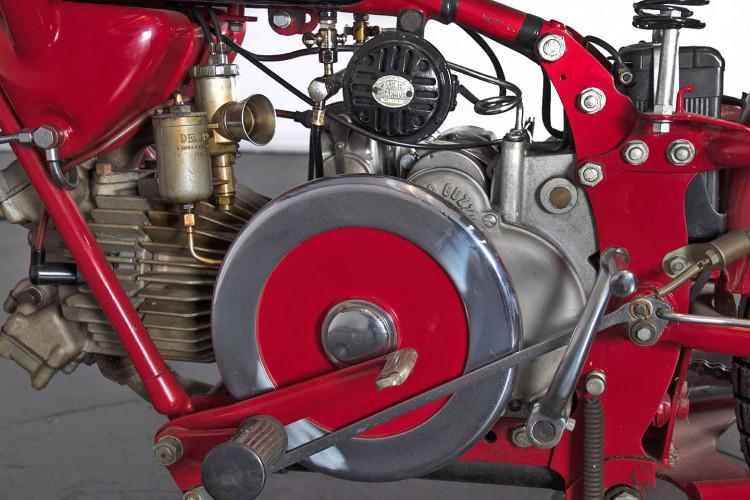 1960 Moto Guzzi Falcone F 500 8