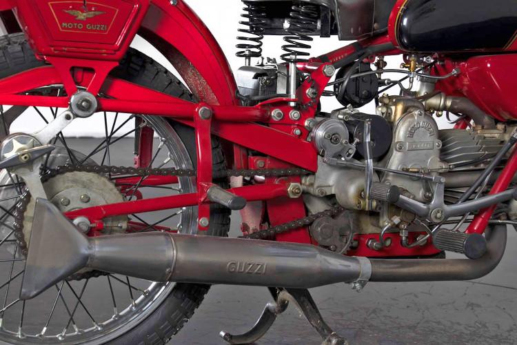 1960 Moto Guzzi Falcone F 500 10