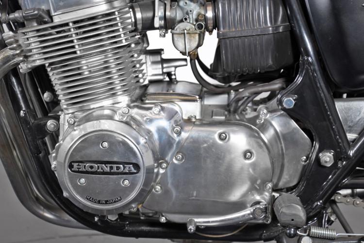 1976 Honda 750 SS 9