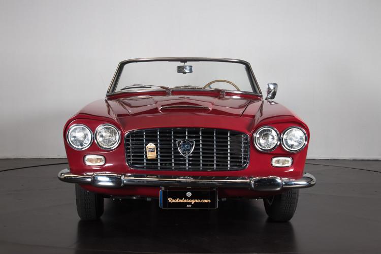 "1962 Lancia Flaminia GT ""Touring"" 2.5 Convertibile 8"