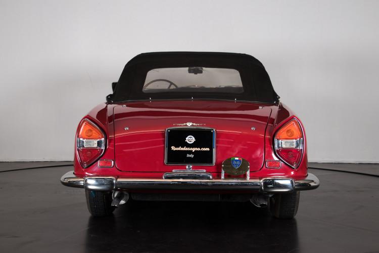 "1962 Lancia Flaminia GT ""Touring"" 2.5 Convertibile 5"