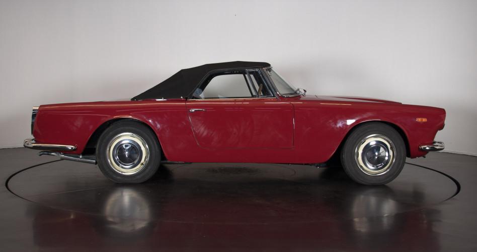 "1962 Lancia Flaminia GT ""Touring"" 2.5 Convertibile 3"