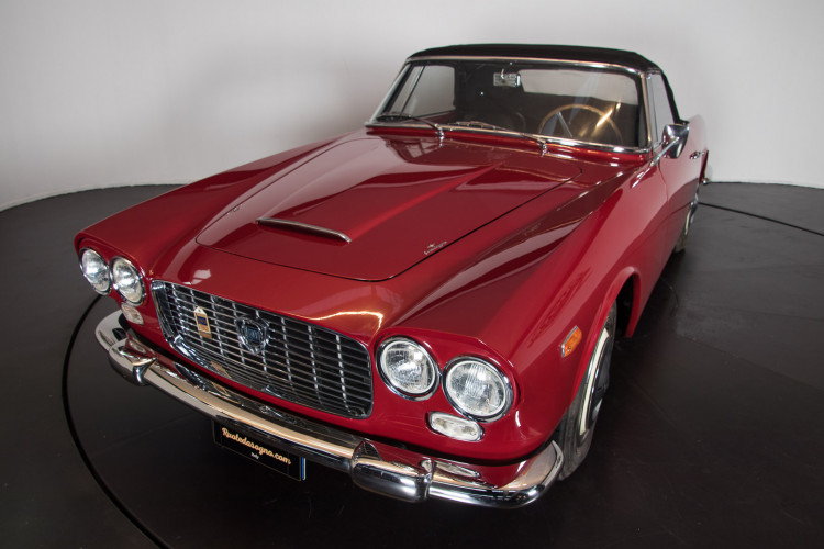 "1962 Lancia Flaminia GT ""Touring"" 2.5 Convertibile 1"