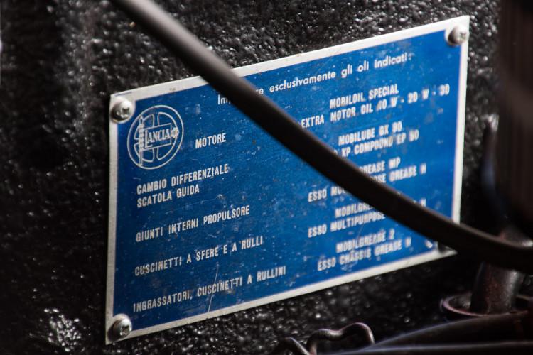 "1962 Lancia Flaminia GT ""Touring"" 2.5 Convertibile 25"