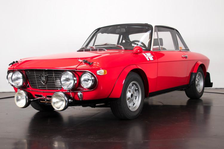 1970 Lancia Fulvia HF 1.6 - Gruppo 4 0