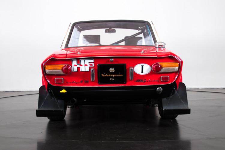 1970 Lancia Fulvia HF 1.6 - Gruppo 4 6