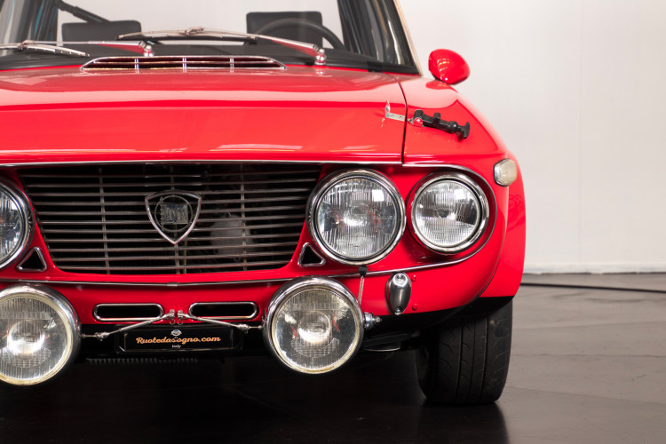 1970 Lancia Fulvia HF 1.6 - Gruppo 4 9