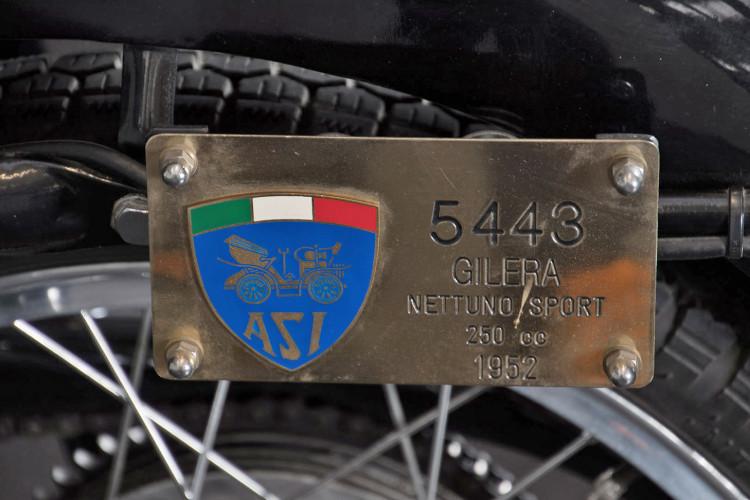 1952 Gilera Nettuno 250 3