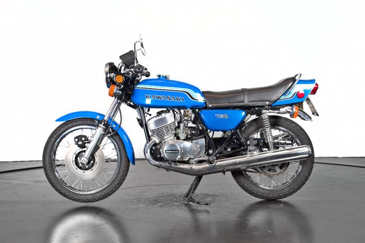 1972 Kawasaki H2 Mach 750 0