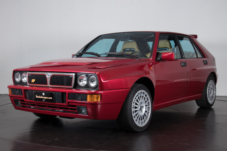 "1994 Lancia Delta HF integrale evoluzione (evo2)  ""Dealers Collection"" - Limited Edition 0"