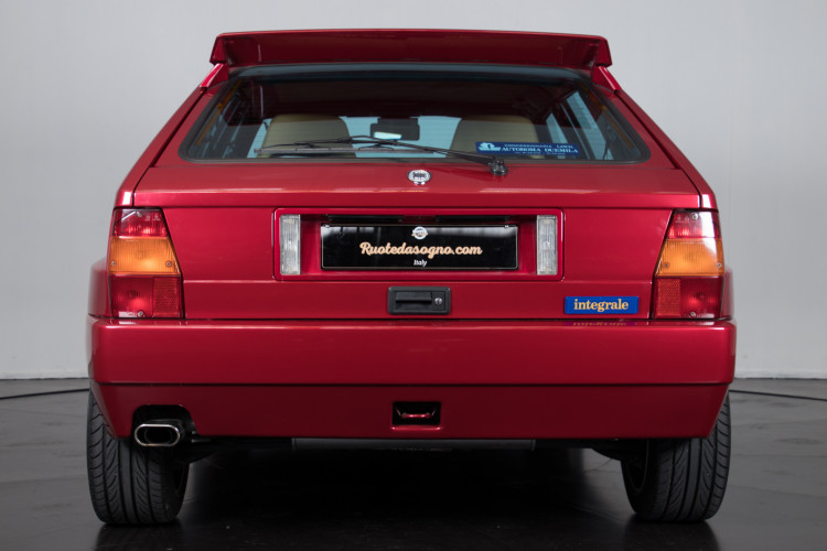 "1994 Lancia Delta HF integrale evoluzione (evo2)  ""Dealers Collection"" - Limited Edition 6"