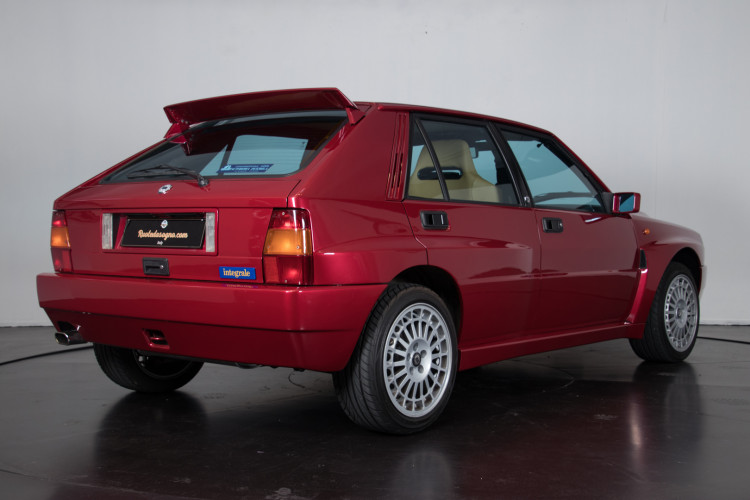 "1994 Lancia Delta HF integrale evoluzione (evo2)  ""Dealers Collection"" - Limited Edition 8"