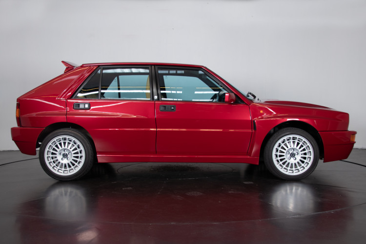 "1994 Lancia Delta HF integrale evoluzione (evo2)  ""Dealers Collection"" - Limited Edition 12"