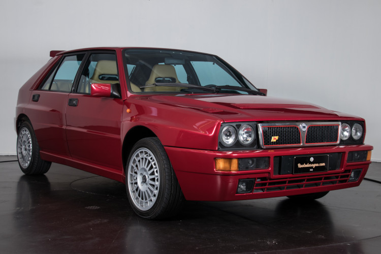 "1994 Lancia Delta HF integrale evoluzione (evo2)  ""Dealers Collection"" - Limited Edition 13"
