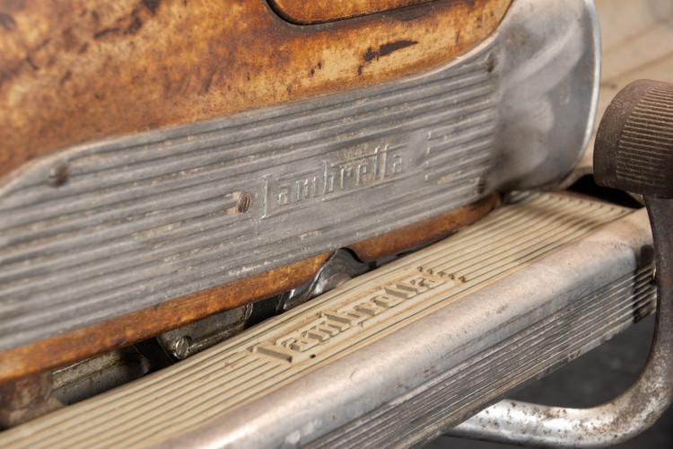 1952 Innocenti Lambretta LC 16