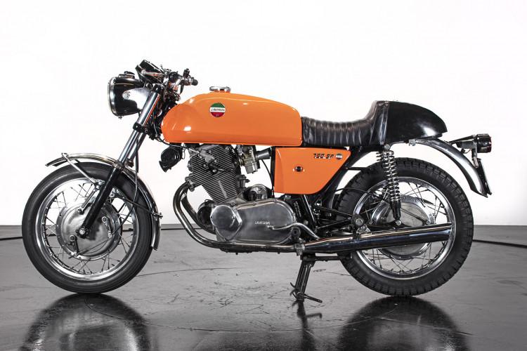 1972 Laverda 750 F 0