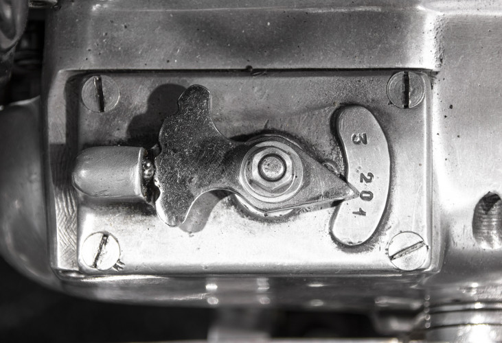 1954 Laverda 75 Sport 14