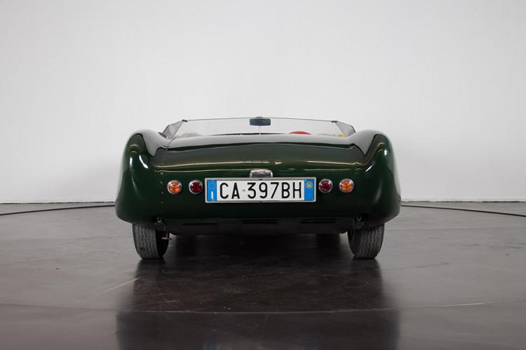"""1956 Lotus Eleven """"Le Mans"""" 5"""