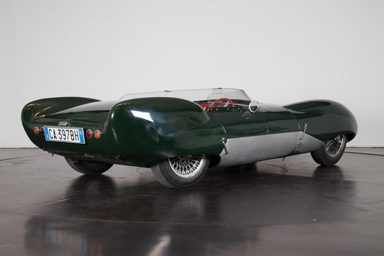 """1956 Lotus Eleven """"Le Mans"""" 4"""
