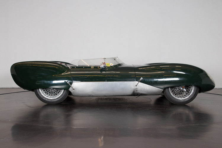 """1956 Lotus Eleven """"Le Mans"""" 3"""
