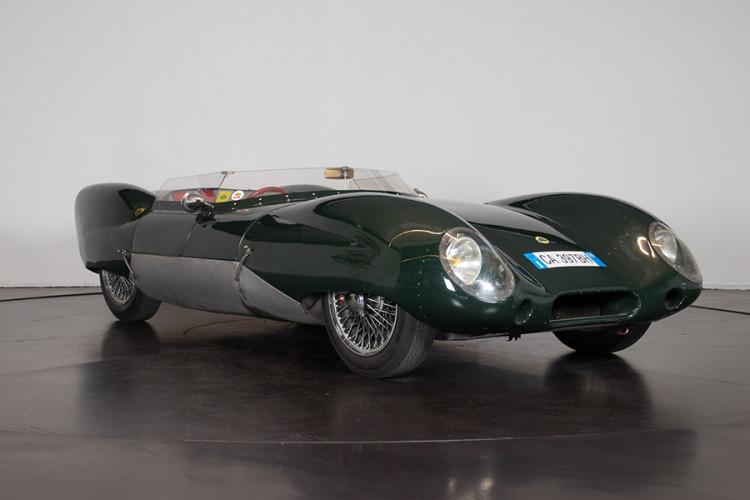 """1956 Lotus Eleven """"Le Mans"""" 2"""