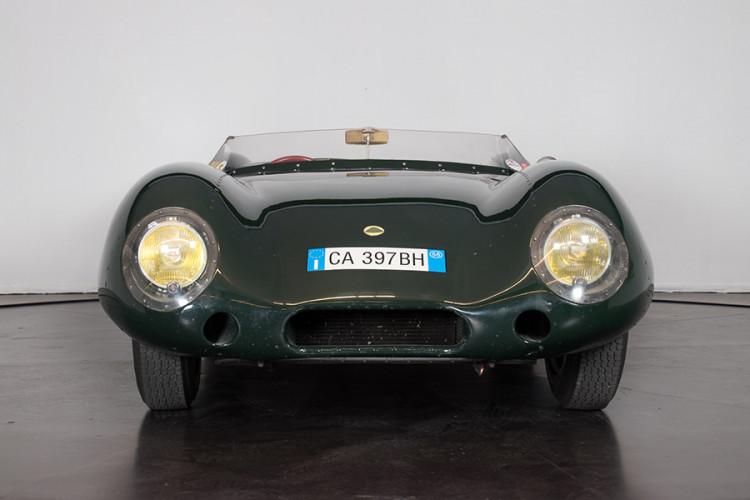 """1956 Lotus Eleven """"Le Mans"""" 1"""