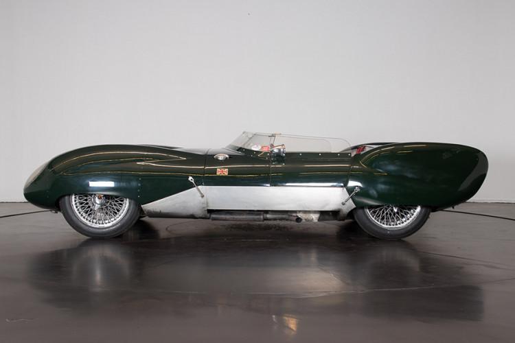 """1956 Lotus Eleven """"Le Mans"""" 7"""