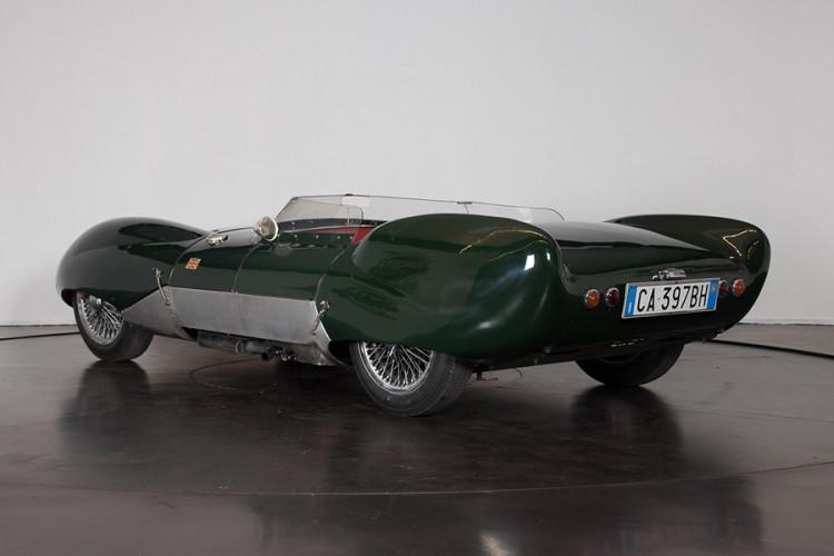 """1956 Lotus Eleven """"Le Mans"""" 8"""