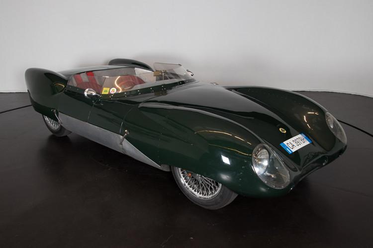 """1956 Lotus Eleven """"Le Mans"""" 0"""