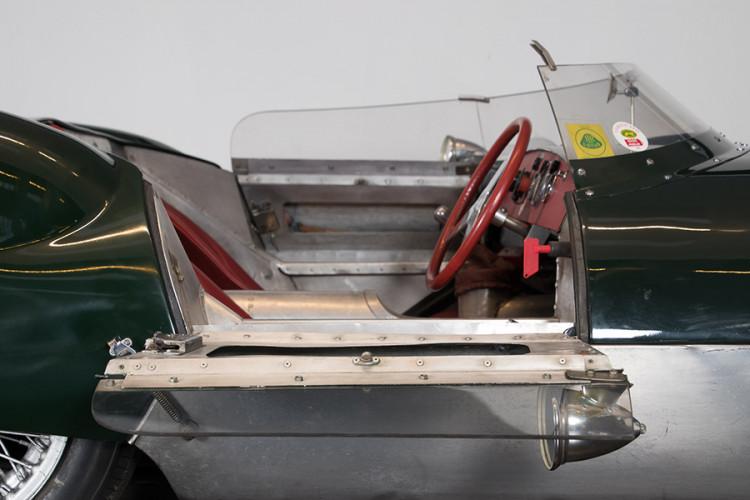 """1956 Lotus Eleven """"Le Mans"""" 11"""