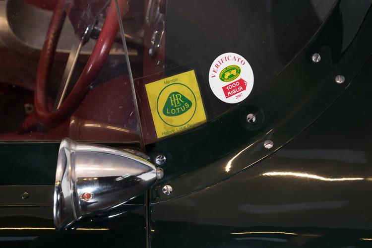 """1956 Lotus Eleven """"Le Mans"""" 14"""