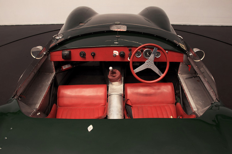 """1956 Lotus Eleven """"Le Mans"""" 15"""