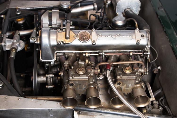 """1956 Lotus Eleven """"Le Mans"""" 20"""