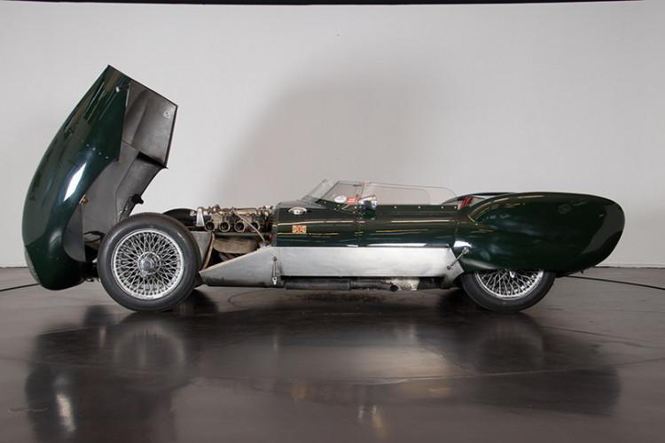 """1956 Lotus Eleven """"Le Mans"""" 9"""