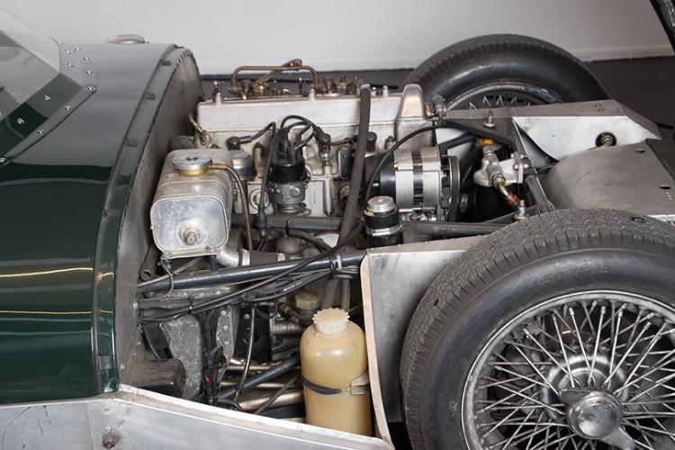 """1956 Lotus Eleven """"Le Mans"""" 31"""