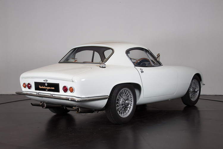 1962 Lotus Elite  4