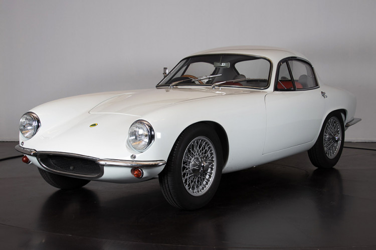 1962 Lotus Elite  0