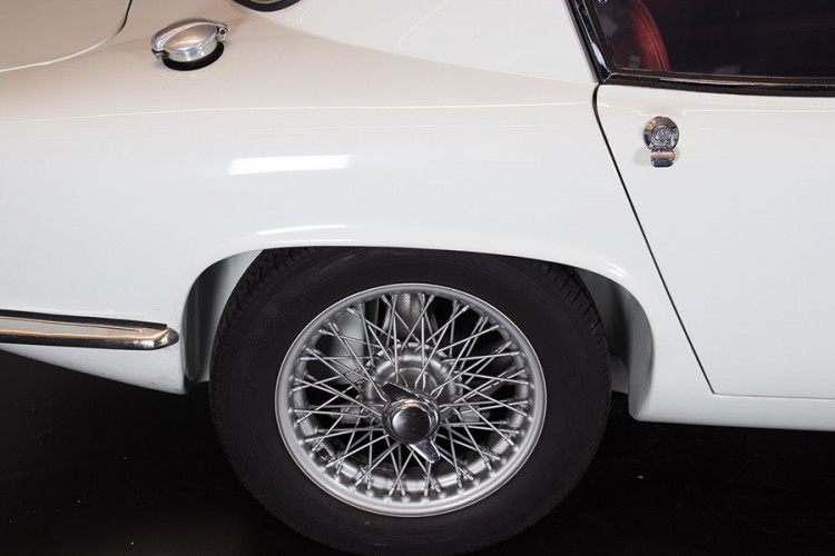 1962 Lotus Elite  9