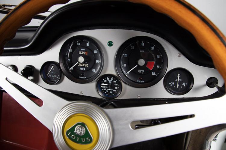 1962 Lotus Elite  16