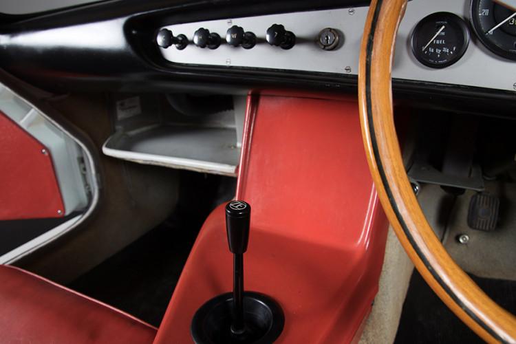 1962 Lotus Elite  17