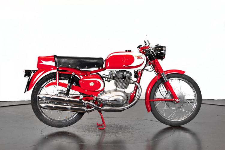 1962 Moto Morini 175 Sprint 4T 2