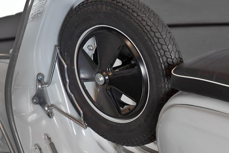 1967 Innocenti Lambretta 150 Special 7